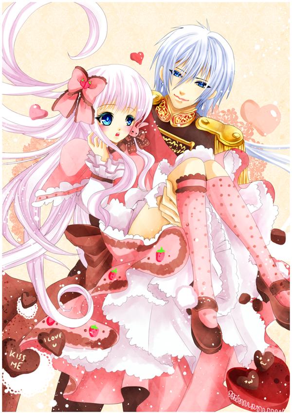 2013. Be My Valentine by KurosakiSasori-kun