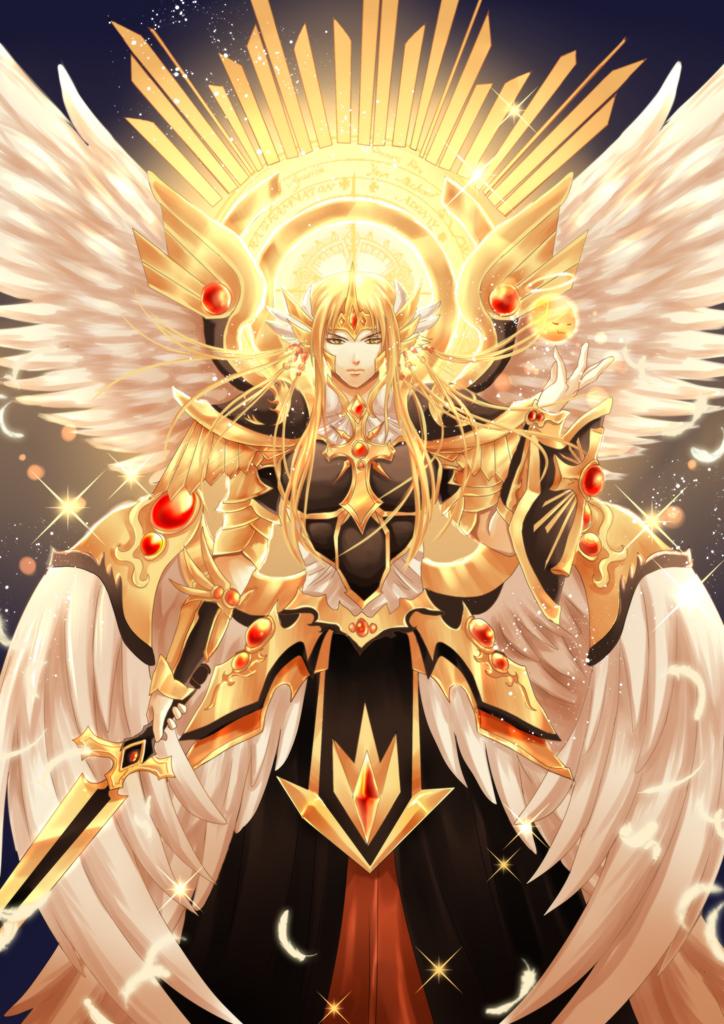 Seraphim by KurosakiSasori-kun