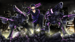 Warrior is back by KurosakiSasori-kun