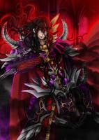 God of Darkness by KurosakiSasori-kun
