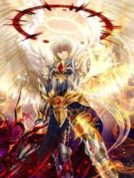 Mastema . Angel of Disaster by KurosakiSasori-kun