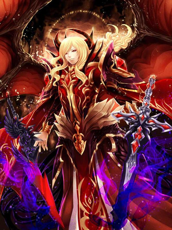 King Belial by Kurosaki-Sasori-chan