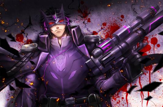 Tarn Decepticon Justice Division