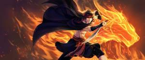 Tana Raja Spirit of Warrior by KurosakiSasori-kun