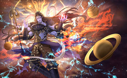 GBF - Shiva  the Creator and the destroyer