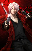 Dante Devil May Cry 5 by KurosakiSasori-kun