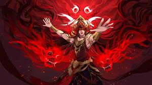Demonic Blood King