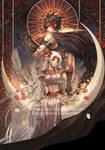 Original novel Cover - TanaRaja 1