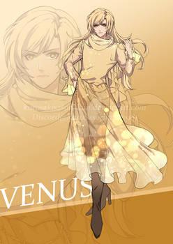 Venus - Solar system personification