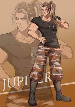 Jupiter - Solar system personification