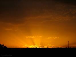 Sunset by monikabuz