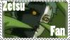 Zetsu Fan stamp by kaiyou-chan