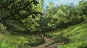 Romantic Forest