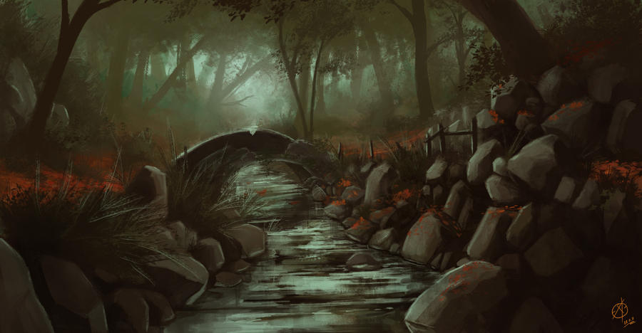 Harmonic stream by LandscapeRunner