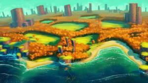 Color Kingdom by LandscapeRunner
