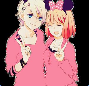 Anime Girls Render