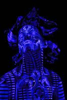 Goddess Sarasvati by eyelevelstudio