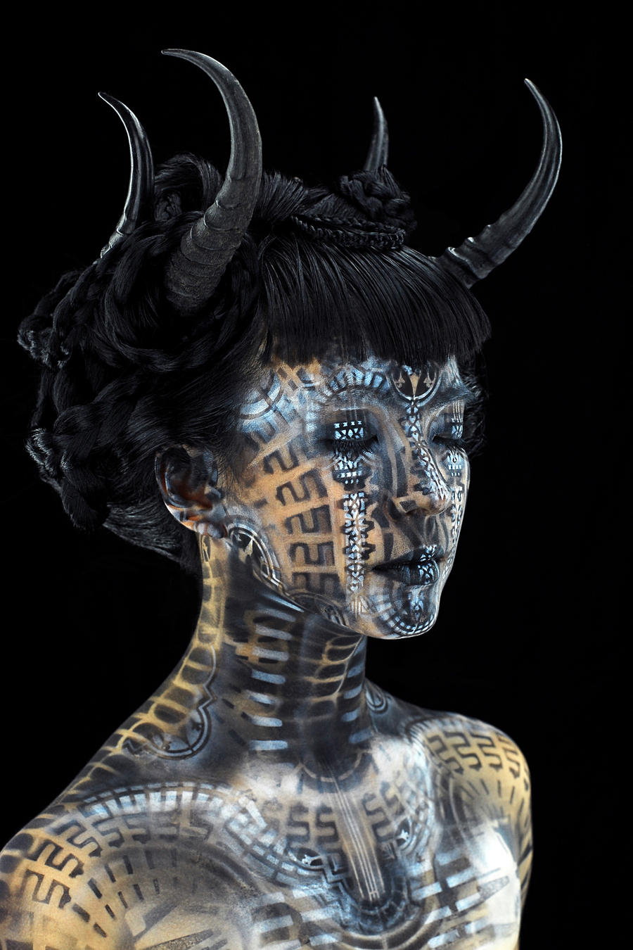 Empress  Wu Zetian by eyelevelstudio