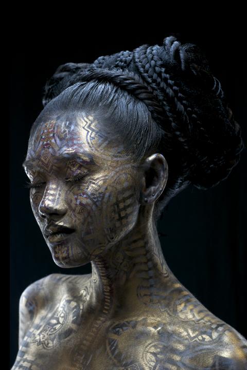 Goddess Mahina III by eyelevelstudio