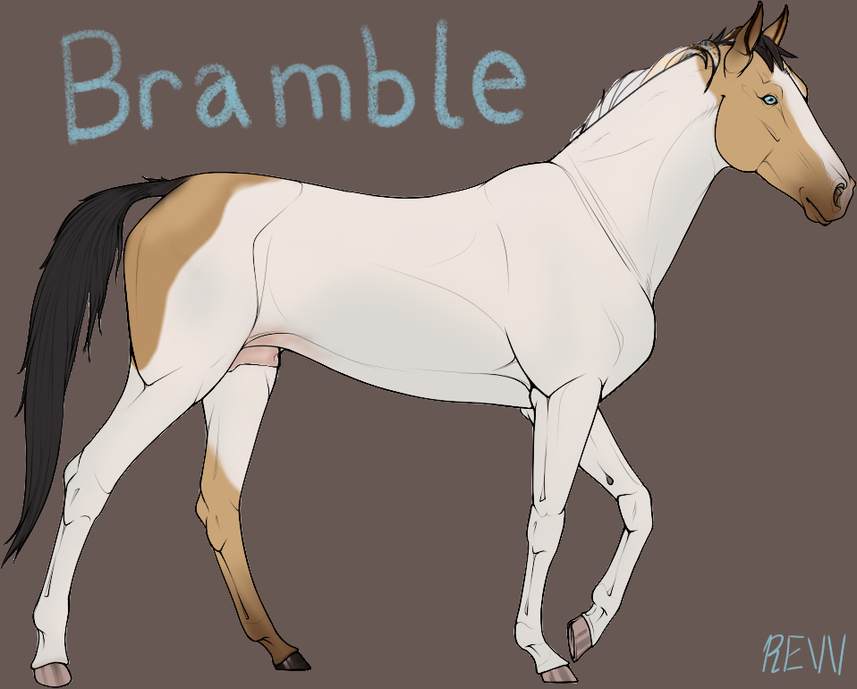 Bramble by Autaluna