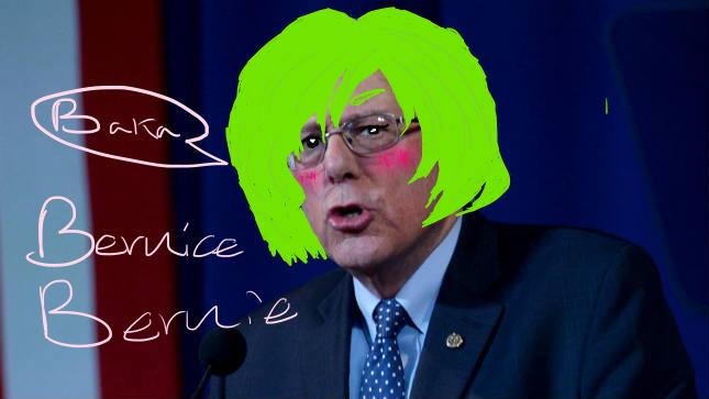 Bernie Sanders: 'If Elected President, I Will Continue ...  |Anime Betrayal Bernie Sanders