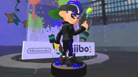 Spike Amiibo by SpikeHedgelion8
