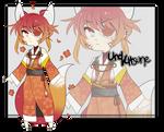 Adoptable:Kitsune (Closed)