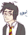 Well hello, mr. Potter