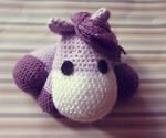 Violet Pony