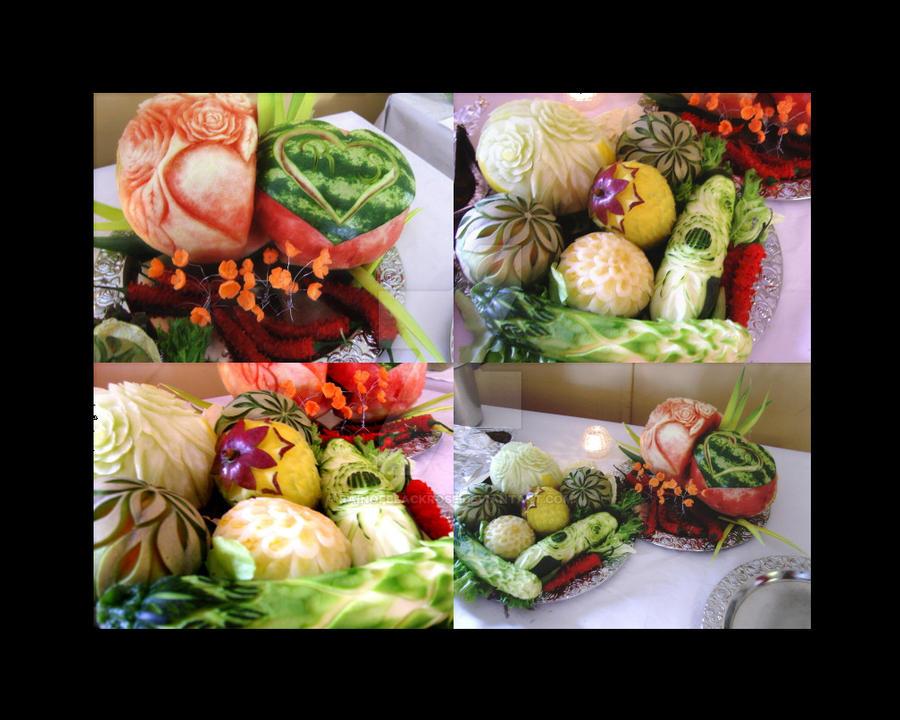 Fruit carving no by rainofblackrose on deviantart