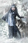 Iona and the Wolf