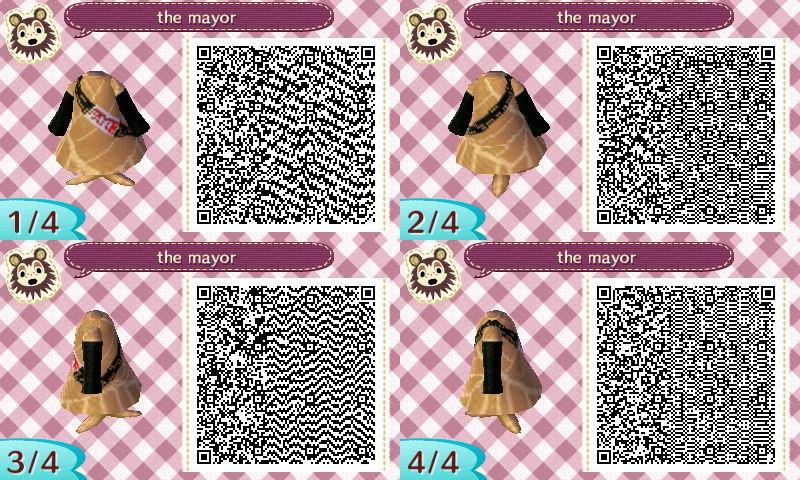 the mayor QR codes by wallymyiguana