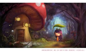 shuqing in wonderland