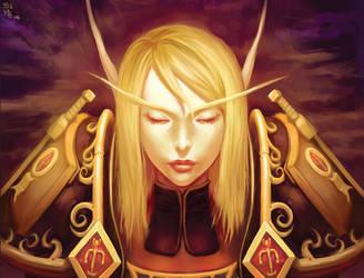 World of Warcraft: Blood Elf