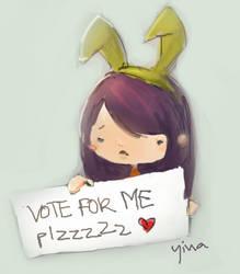 vote for me plzzz