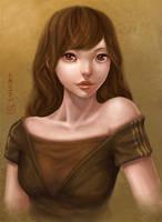 kia_portrait by shuqing