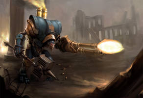 Warmachine: Charger