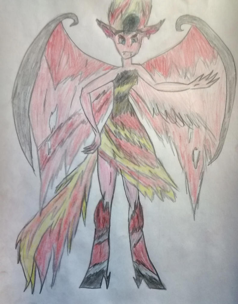 MLP - Sunset Shimmer Demon Form by MircoBoard