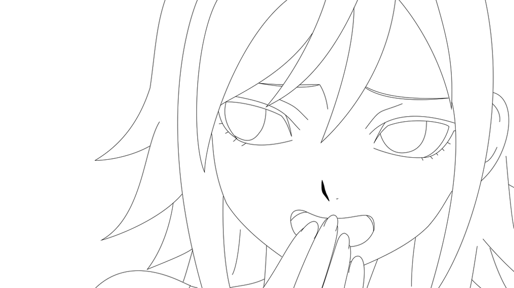 Juvia Lineart : Juvia lineart by tinarnya xinpea on deviantart