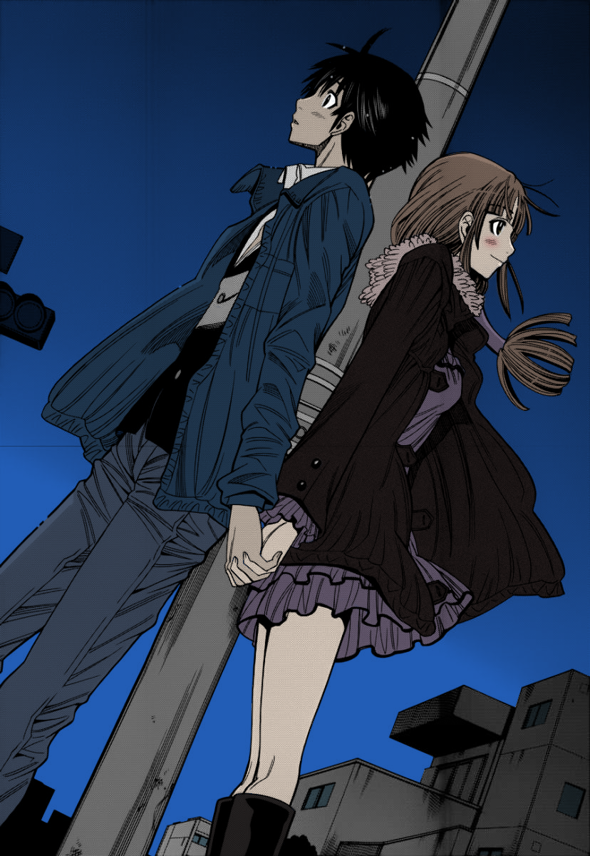 Nozoki Ana Color Pages Download