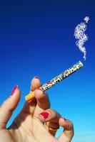 Smoke Different by 123Stella