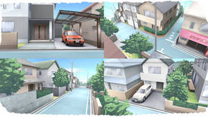 [MMD] House with rooms DOWNLOAD