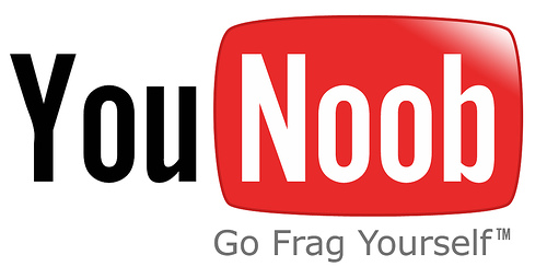 Funny moment day 5 You_Noob___Go_Frag_Yourself_by_DOS_Commander