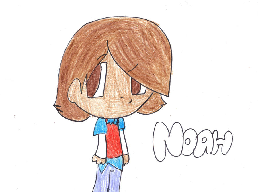 MY NOAH DRAWING by MeMeTeddyBear