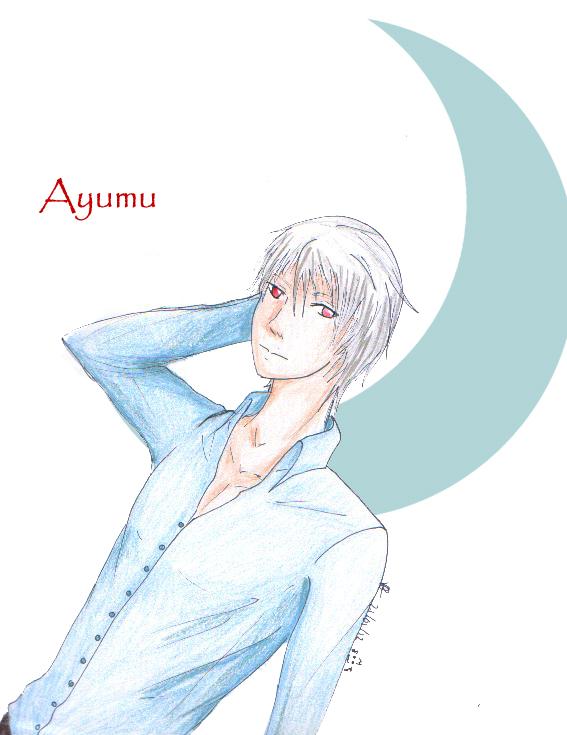 Ayumu x3 by Koe77