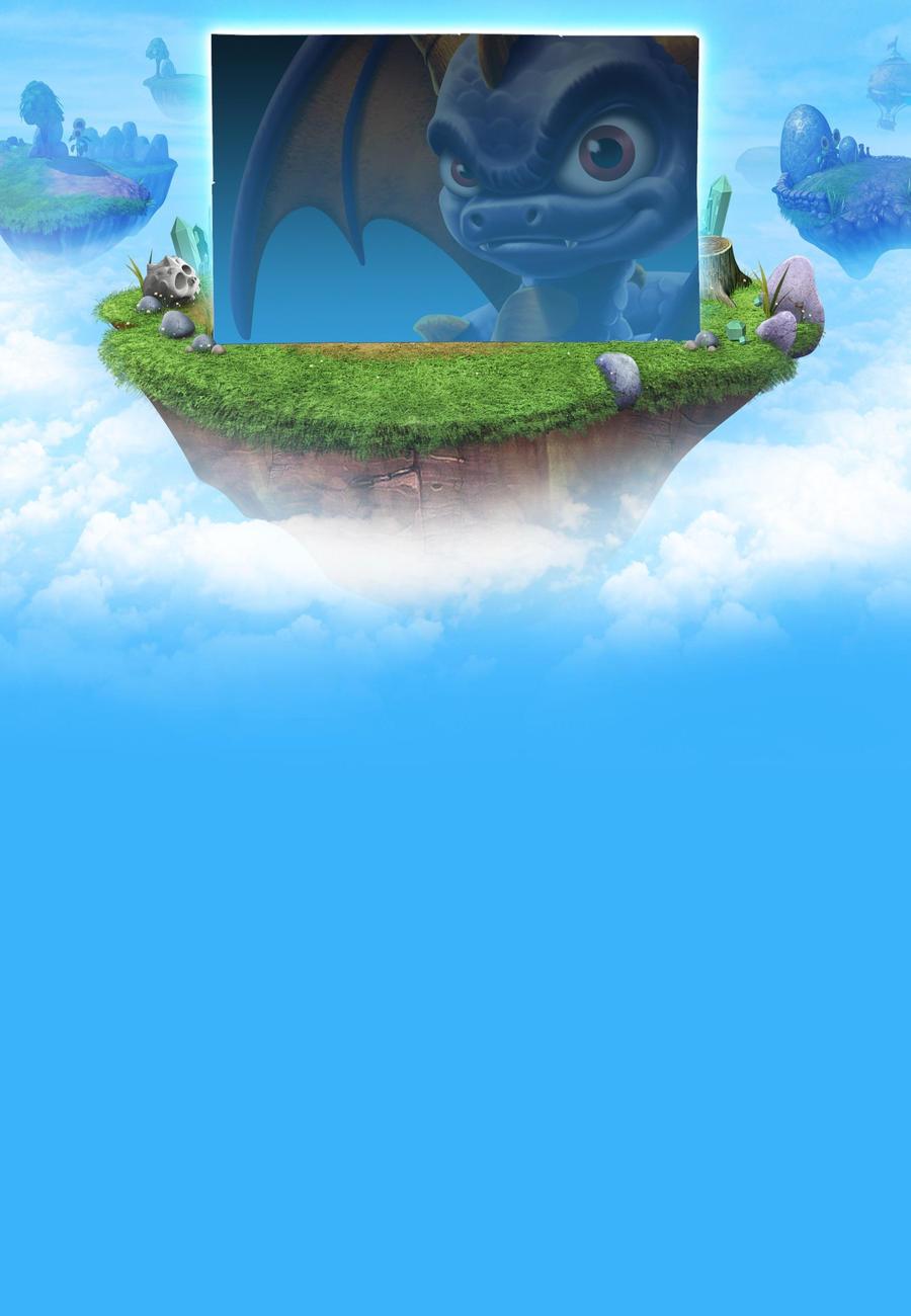 Skylanders YouTube Background by bionicle2809