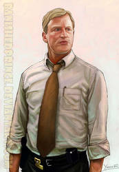 True Detective: Martin Hart (young) by BanishedPrince