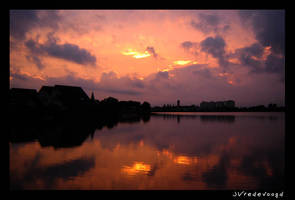 Reflection by JVre