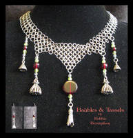 Baubles and Tassels by MetallicVisions