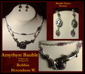 Amythyst Bauble